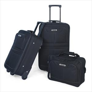 Premium Bag 3 Piece Luggage Set River Rock Marketing Services